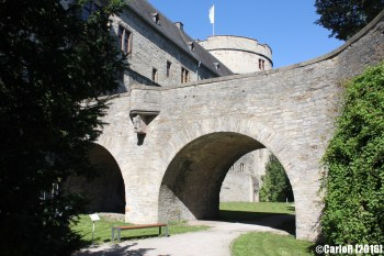 Wewelsburg Castle SS Nazi Center of the World Black Sun Esoteric
