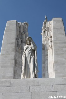 Canadian Memorial Vimy France WWI