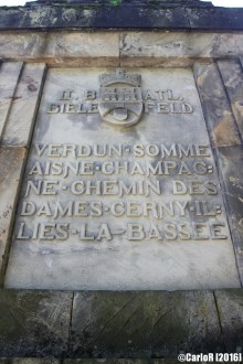 Detmold German WWI Memorial
