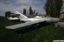 State Aviation Museum Ukraine Kiev MiG-15
