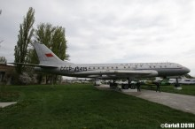 State Aviation Museum Ukraine Kiev Tupolev Tu-104