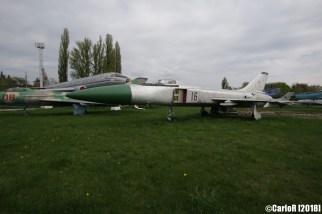 State Aviation Museum Ukraine Kiev Sukhoi Su-15
