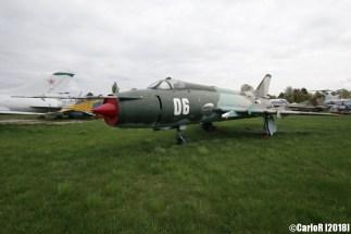 State Aviation Museum Ukraine Kiev Sukhoi Su-20