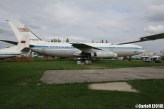 State Aviation Museum Ukraine Kiev Ilyushin Il-86