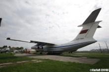 State Aviation Museum Ukraine Kiev Ilyushin Il-76