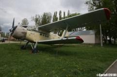 State Aviation Museum Ukraine Kiev Antonov An-2
