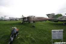 State Aviation Museum Ukraine Kiev MiG-23