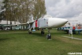 Museum of Aviation Technology Minsk Belarus Air Museum Sukhoi Su-24