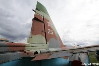 Museum of Aviation Technology Minsk Belarus Air Museum Sukhoi Su-25