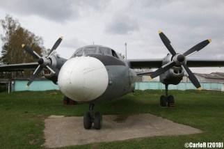 Museum of Aviation Technology Minsk Belarus Air Museum Antonov An-26