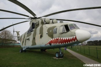 Museum of Aviation Technology Minsk Belarus Air Museum Mil Mi.26