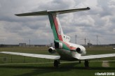 Museum of Aviation Technology Minsk Belarus Air Museum Yakovlev Yak-40