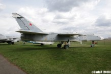 Museum of Aviation Technology Minsk Belarus Air Museum Sukhoi Su-24