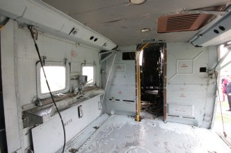 Museum of Aviation Technology Minsk Air Museum Mil Mi-24 Cabin