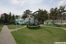Museum of Aviation Technology Minsk Air Museum Mil Mi-6