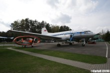 Museum of Aviation Technology Minsk Air Museum Ilyushin Il-14