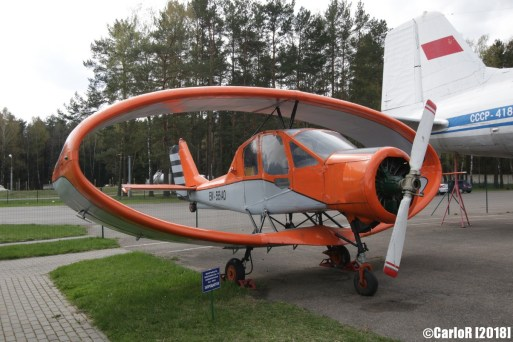 Museum of Aviation Technology Minsk Air Museum Prototype