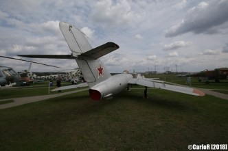 Museum of Aviation Technology Minsk Air Museum MiG-17