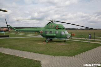 Museum of Aviation Technology Minsk Air Museum Mil Mi-4