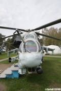 Museum of Aviation Technology Minsk Air Museum Mil Mi-24
