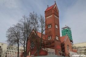 Minsk Belarus Catholic Church