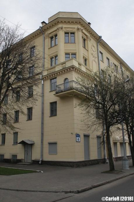 Minsk Lee Harvey Oswald Home JFK Belarus