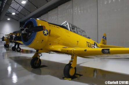 Lone Star Flight Museum Texan