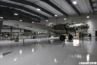Lone Star Flight Museum Flying Fortress
