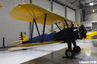 Lone Star Flight Museum Stearman Kaydet