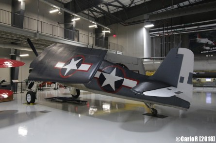 Lone Star Flight Museum Hellcat