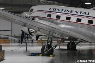 Lone Star Flight Museum DC-3