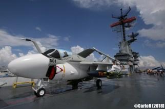 USS Lexington Intruder