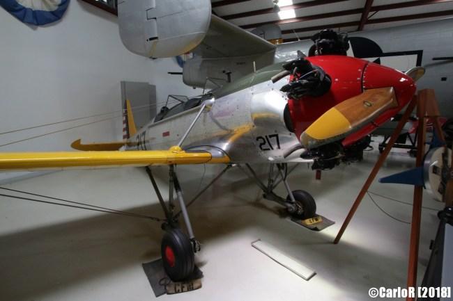 Cavanaugh Flight Museum Ryan