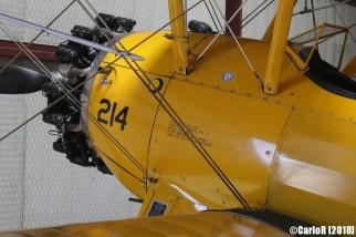 Cavanaugh Flight Museum Stearman