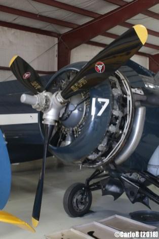 Cavanaugh Flight Museum Wildcat