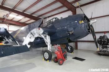 Cavanaugh Flight Museum Avenger