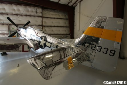 Cavanaugh Flight Museum Mustang