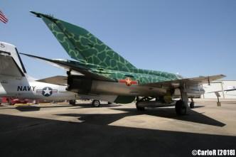 Cavanaugh Flight Museum MiG-21