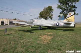 Fort Worth Aviation Museum Shooting Star