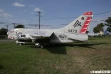 Fort Worth Aviation Museum Skyhawk