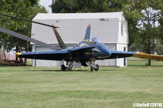 Fort Worth Aviation Museum Hornet