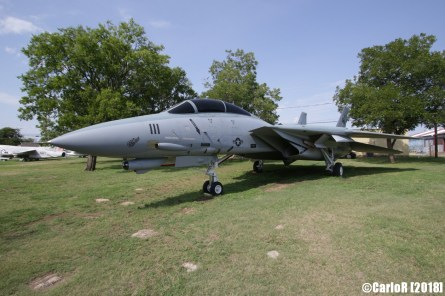 Fort Worth Aviation Museum Tomcat