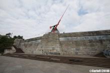 Former Stalin's Monument Prague