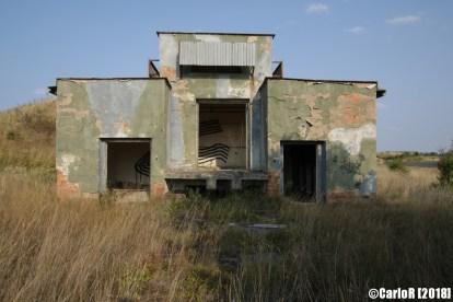 Milovice Abandoned Soviet Base Czech Bozi Dar Ghost