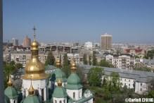 Kiev Saint Sophia Panorama