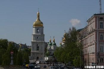 Kiev Saint Sophia Monastery