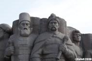 Kiev Friendship of Nations Soviet Monument