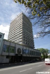 Kiev Soviet Hotel International Kijv
