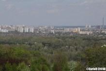 Kiev Soviet Architecture Panorama