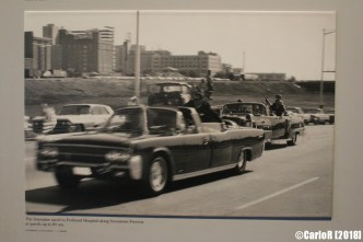 Sixth Floor Museum Dallas Kennedy Assassination Oswald Motorcade Escape